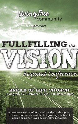 2013 Living Free Community Conference