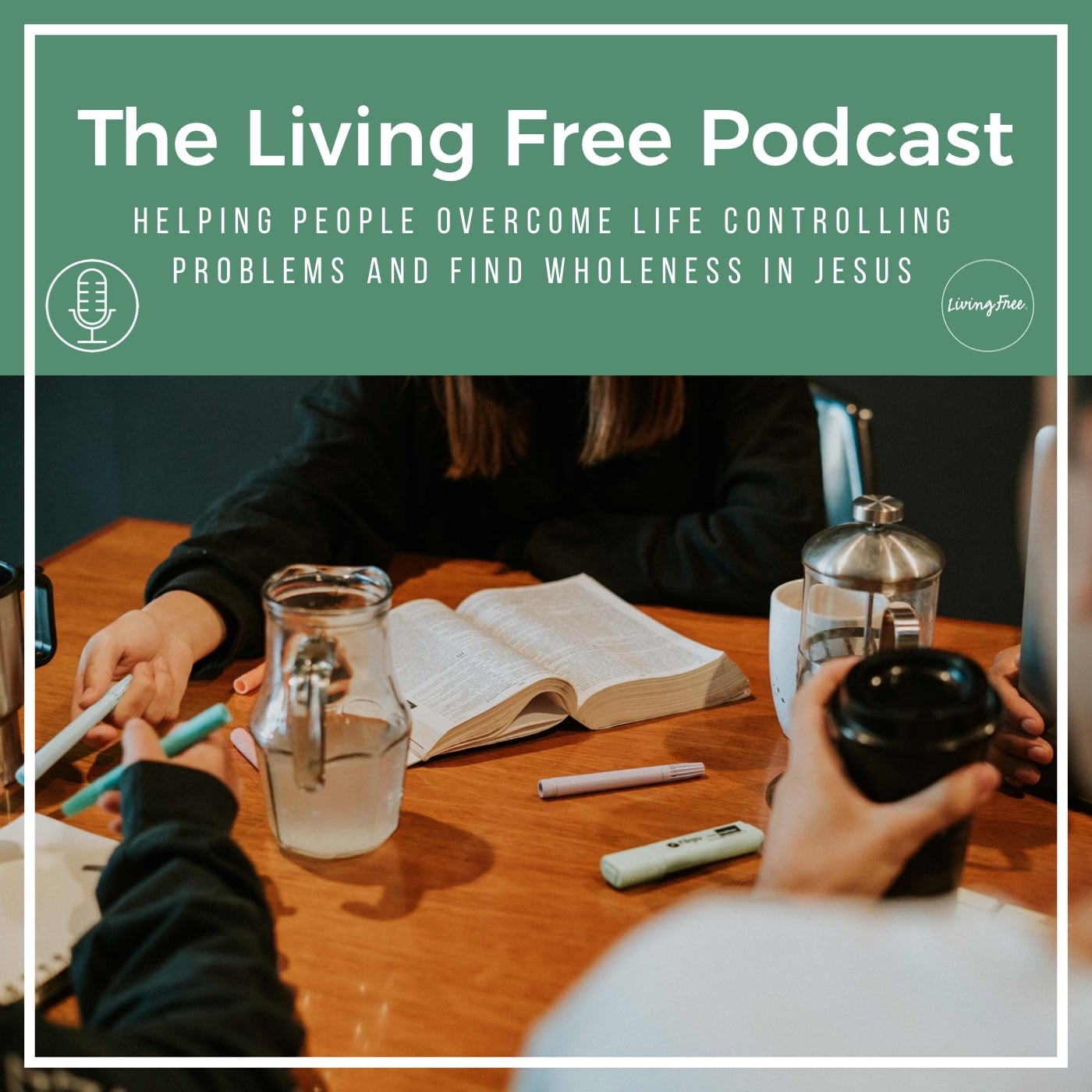 The Living Free Podcast