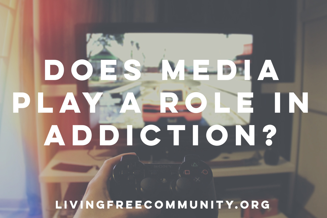 Does Media Play A Role In Addiction?